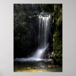 Cachoeira de Geroldsau Poster