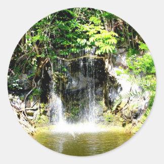 Cachoeira de Sunreflected Adesivo