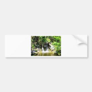 Cachoeira de Sunreflected Adesivo Para Carro