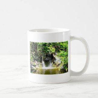 Cachoeira de Sunreflected Caneca De Café