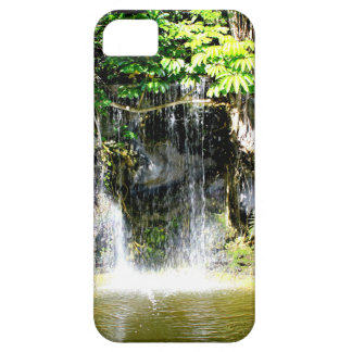 Cachoeira de Sunreflected Capa Barely There Para iPhone 5