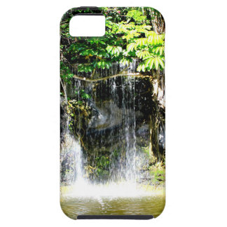 Cachoeira de Sunreflected Capa Tough Para iPhone 5