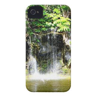 Cachoeira de Sunreflected Capas Para iPhone 4 Case-Mate