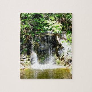 Cachoeira de Sunreflected Quebra-cabeças