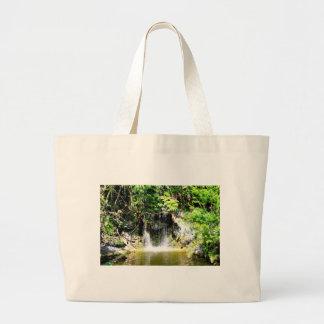 Cachoeira de Sunreflected Sacola Tote Jumbo