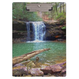 Cachoeira do Appalachian da região selvagem