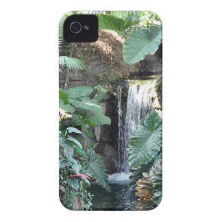 Cachoeira floral capa para iPhone 4 Case-Mate