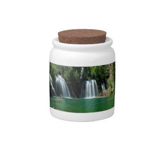 cachoeira jarros de doces