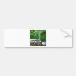 Cachoeira Mossbrae Dunsmuir Adesivo Para Carro
