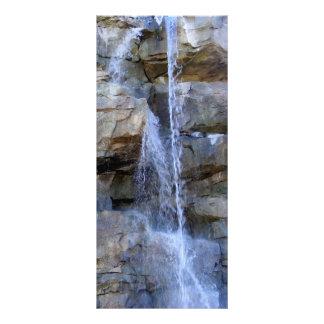 Cachoeira Planfetos Informativos Coloridos