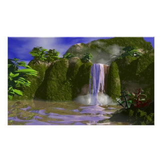 Cachoeira Poster