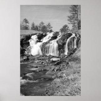 Cachoeira Impressão