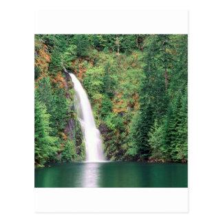 Cachoeira Willamette Cartões Postais