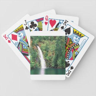 Cachoeira Willamette Baralhos De Pôquer