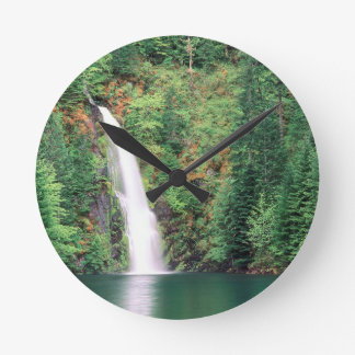Cachoeira Willamette Relógios De Paredes