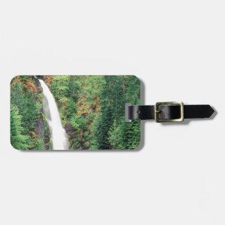 Cachoeira Willamette Etiquetas Para Bagagens