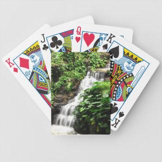 cachoeiras baralhos para poker