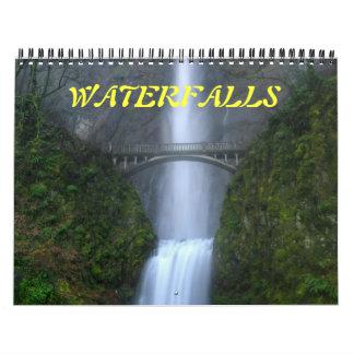 Cachoeiras Calendário