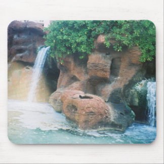 Cachoeiras em Bahamas Mouse Pad