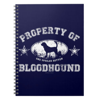 Caderno Bloodhound