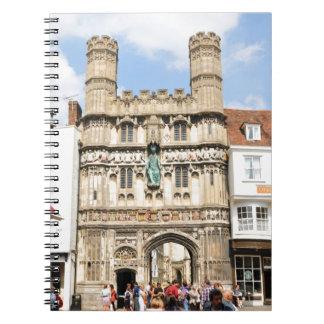 Caderno Canterbury