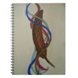 Caderno da pena dos elementos