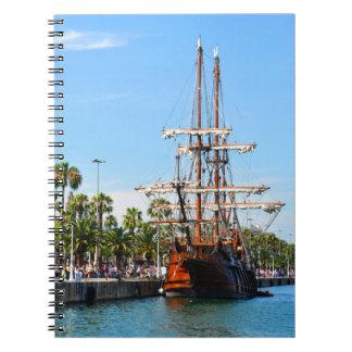 Caderno Espiral Barcelona