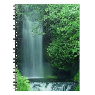 Caderno Espiral Cachoeira
