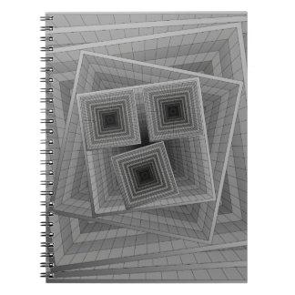 Caderno Espiral Caixa na caixa…