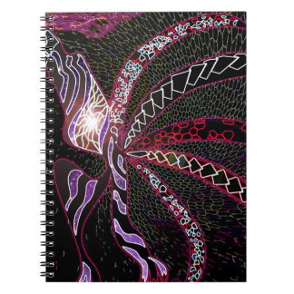 Caderno Espiral Caminhante