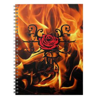 Caderno Espiral o rosa