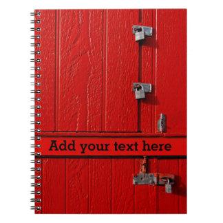 Caderno Espiral Original bonito legal engraçado personalizado