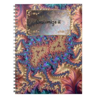 Caderno Fractals
