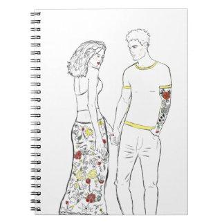 Caderno gráfico