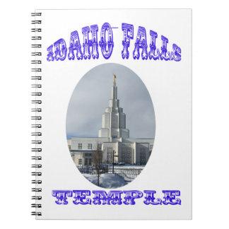 Caderno Igreja do Jesus Cristo do último templo dos santos