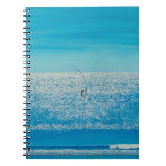 Caderno surfar em diamantes