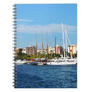 Caderno Yachting