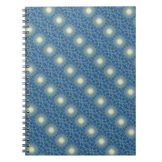 Cadernos Abstrato floral abstrato floral