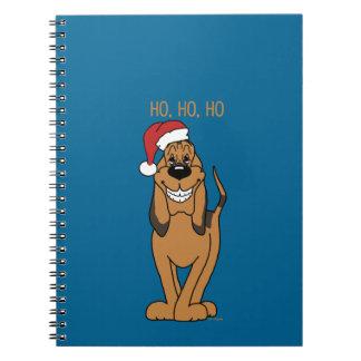 Cadernos Bloodhound Santa