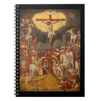 Cadernos Cena 1711 da crucificação