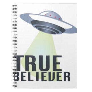 Cadernos Crente verdadeiro