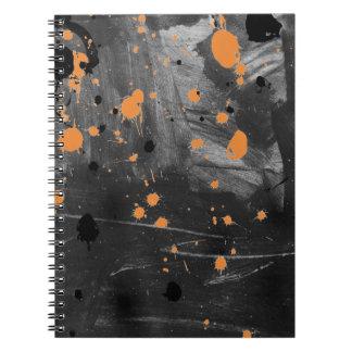 Cadernos Espirais objeto ines de andrade