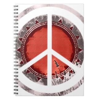 Cadernos Espirais Paz