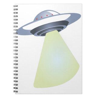CADERNOS ESPIRAIS UFO