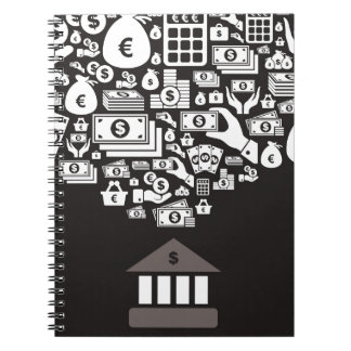 Cadernos Espiral Banco