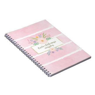 Cadernos Espiral Criar pouca mágica!