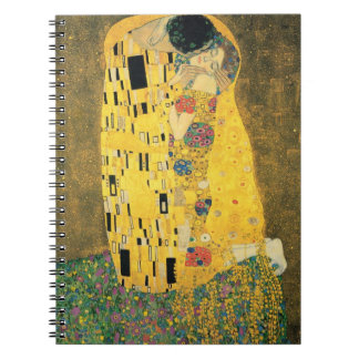 Cadernos Espiral GUSTAVO KLIMT - O beijo 1907