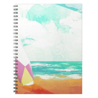Cadernos Espiral Hora para surfar!