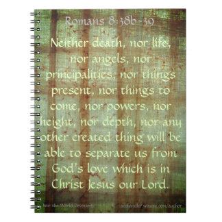 Cadernos Espiral Jornal do amor do deus