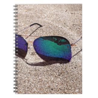Cadernos Espiral Óculos de sol